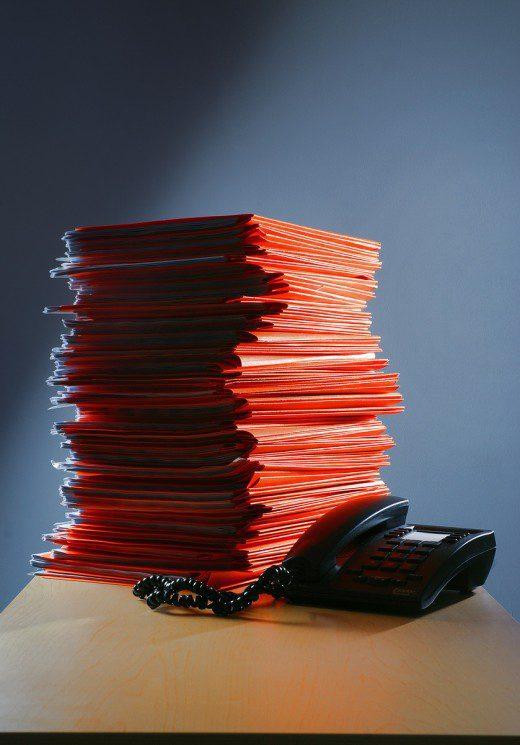 orange files