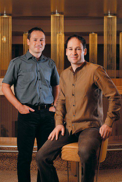 Robert & Ionut Negoită, Biz Magazine