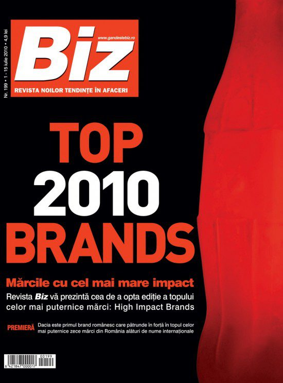 Top Brands 2010
