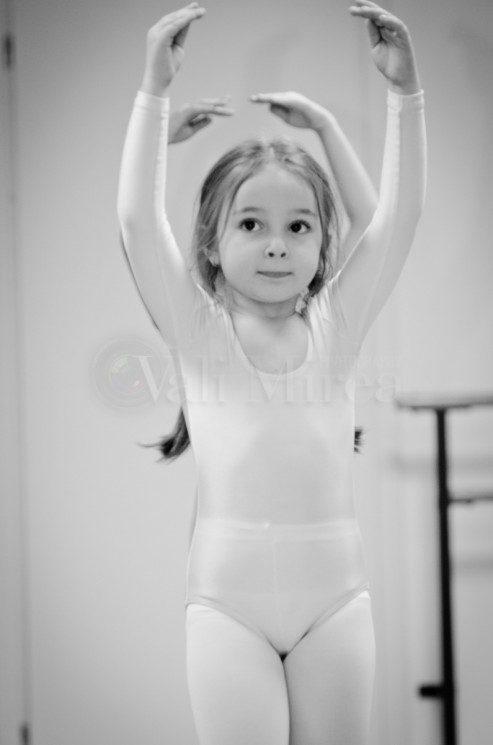 lectie deschisa la balet