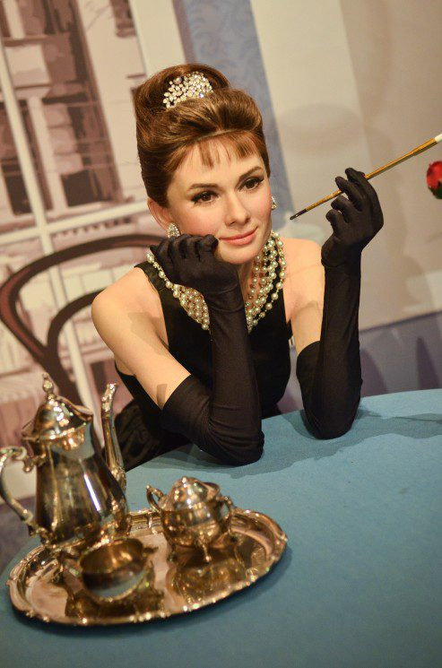 Muzeul figurilor de ceara Madame Tussauds